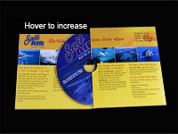 Salt Air CD Mailer